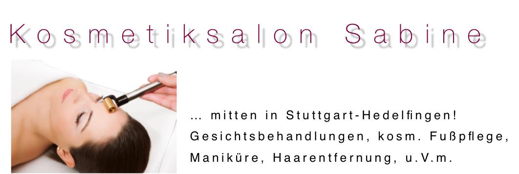 Kosmetiksalon-Sabine