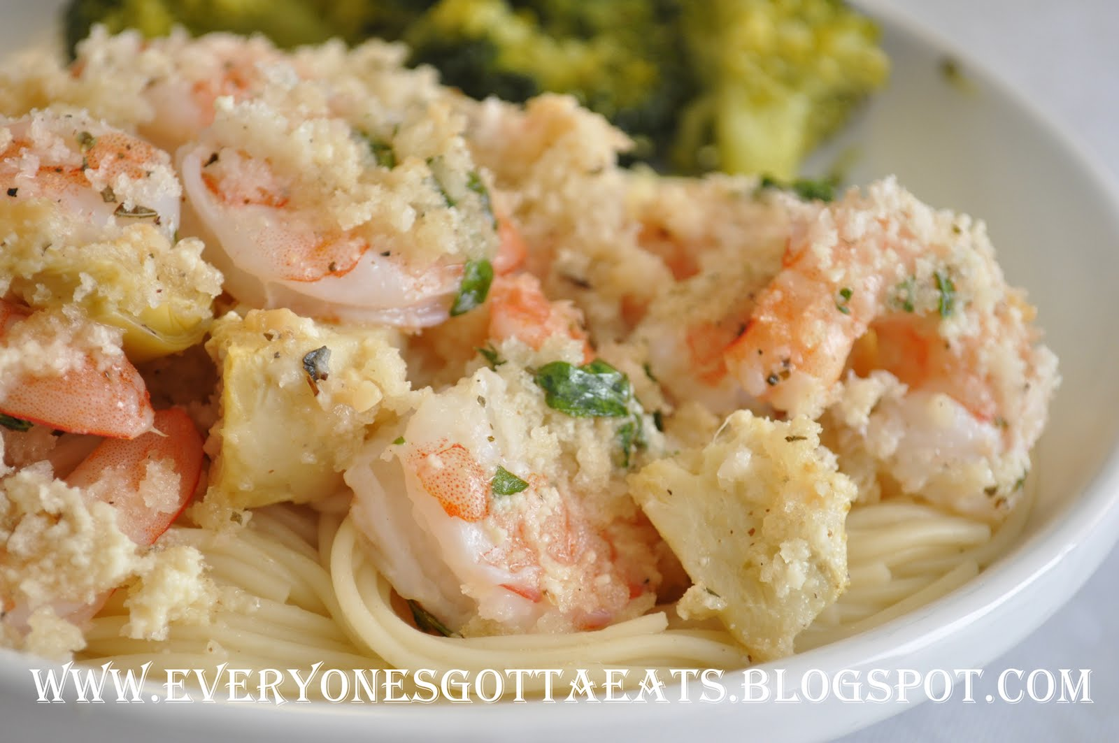 From Tamara's Kitchen...: Shrimp Francesca