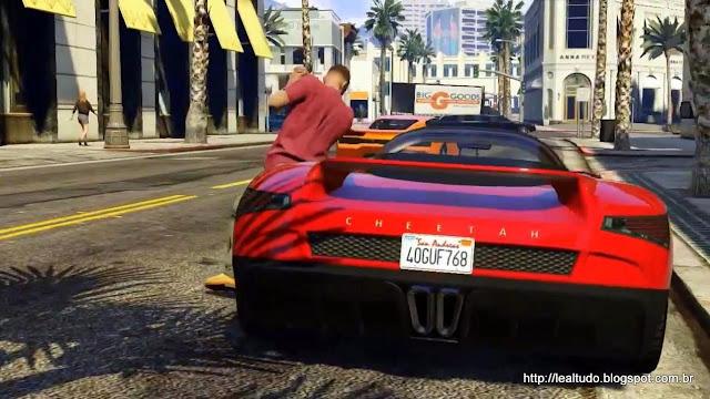 Grand Theft Auto Online Cheetah Tuning Cars - Carros tunados