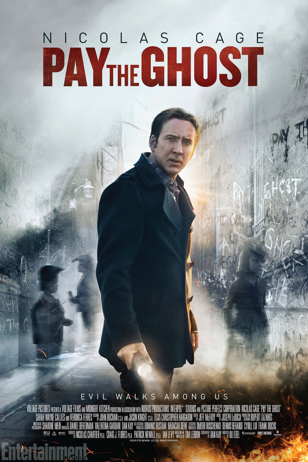Pay the Ghost is a 2015 American supernatural horror film directed by Uli  Edel and written by Dan Kay. b135756763c0