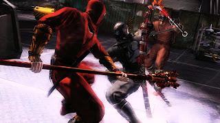 ninja gaiden 3 razors edge screen 7 Ninja Gaiden 3: Razors Edge   Screenshots