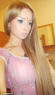 chica barbie real