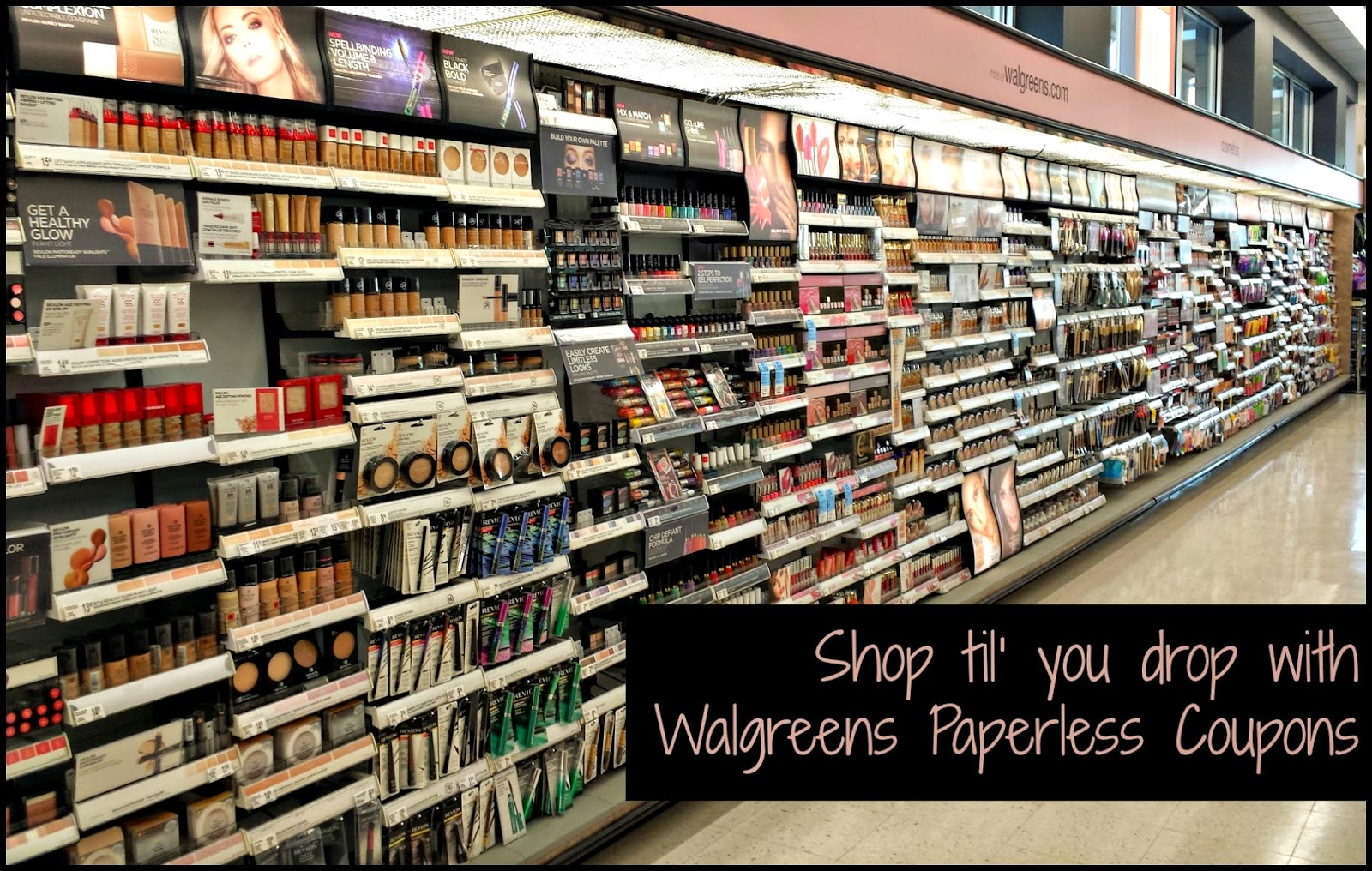 Hassle-free Shopping with Walgreens Paperless Coupons | #ad #walgreenspaperless #collectivebias