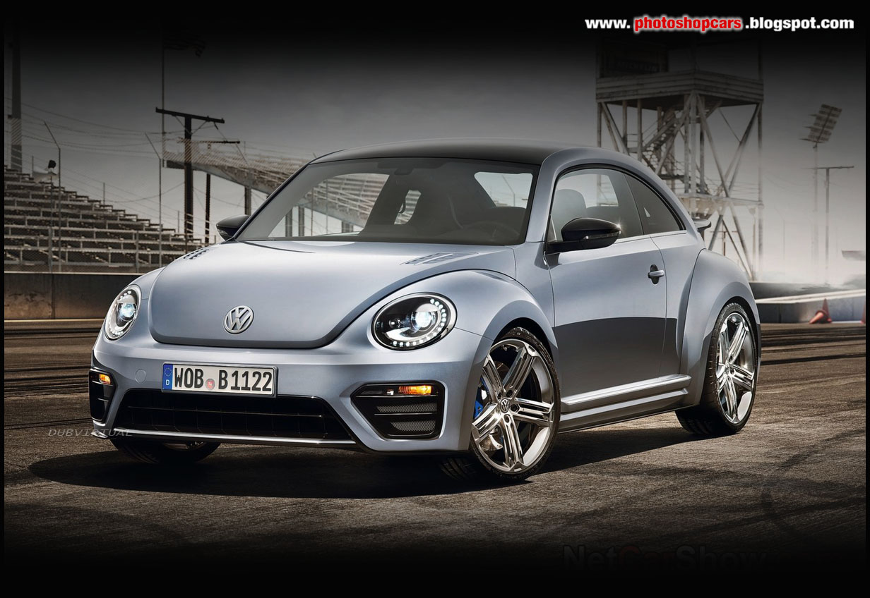 new beetle R concept