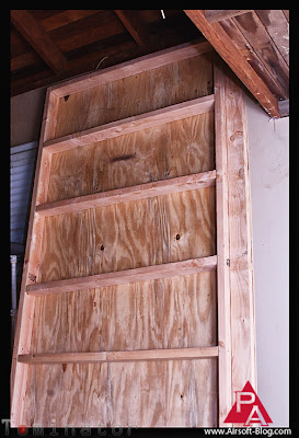 how to build a workbench, Airsoft man cave, Airsoft guns, Pyramyd Airsoft Blog, Tom Harris Media, Tominator,