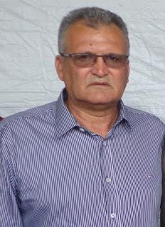 Vereador Zé Nilson da Lagoa