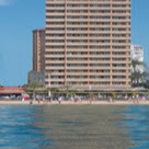 Hotel en playa, hotel en primera linea de playa levante www.lesdunes.es