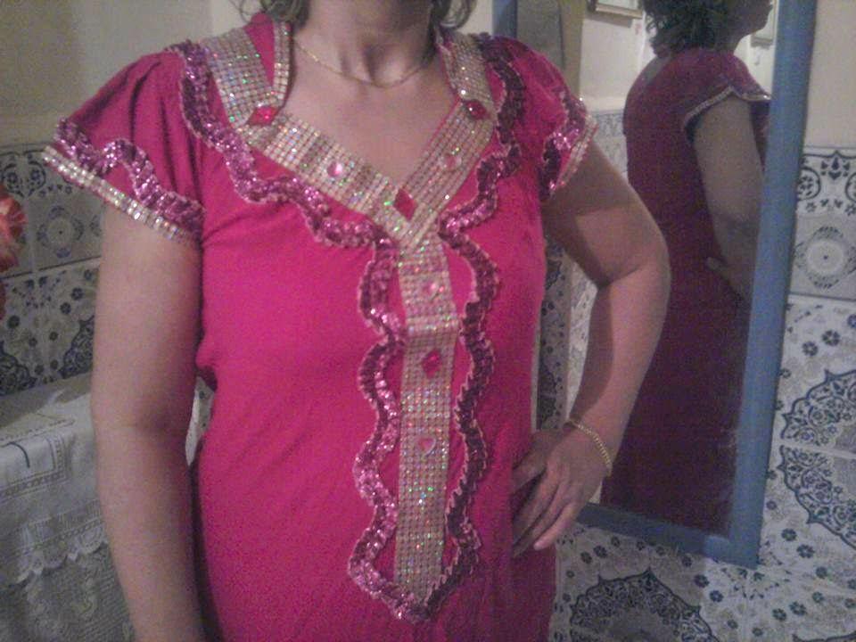 قنادر كتان عنابة 2016  خياطة جزائرية