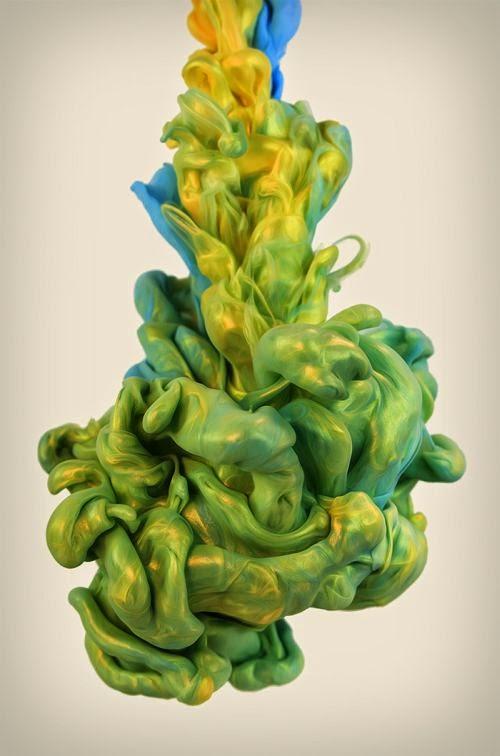 Alberto Seveso fotografia cores tinta água