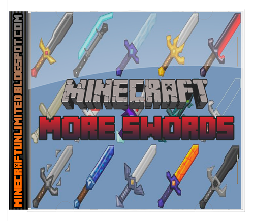 More Swords Mod minecraft