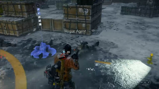 e3 2015 Tom Clancy's: The Division