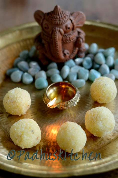 Coconut Laddu Recipe-Nariyal Ke Ladoo-Diwali Recipes for Kids ...