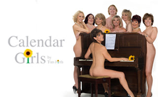 Calendar Girls – Leicester. Funded by Lisa Riley 2012