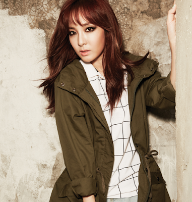 Dara 2NE1 Penshoppe Holiday 2015