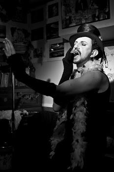 el travesti del bohemian cabaret
