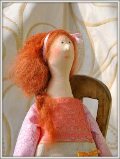 тильда, кукла