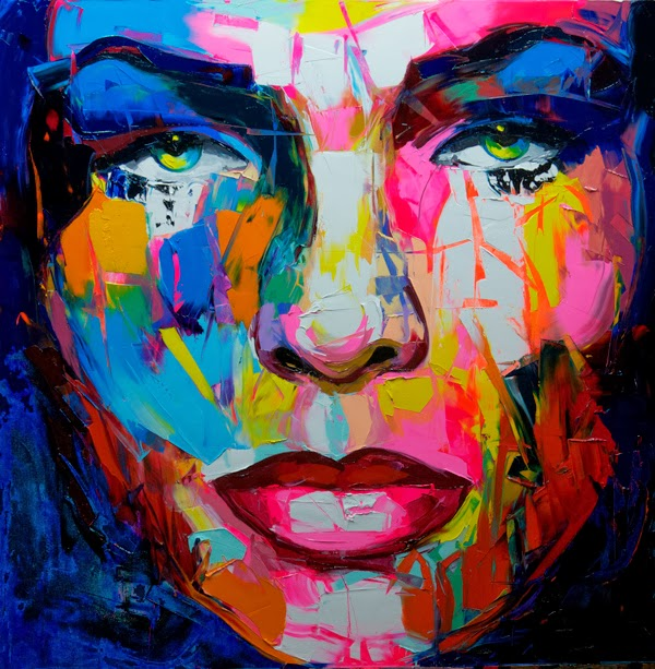 Paintings by Nielly Francoise