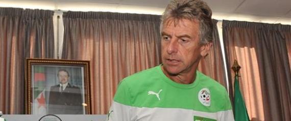 EN. Gourcuff tient son onze de départ face au Lesotho