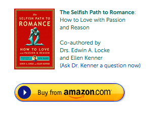 The Selfish Path to Romance