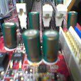 K7N420Proのケミコン交換4