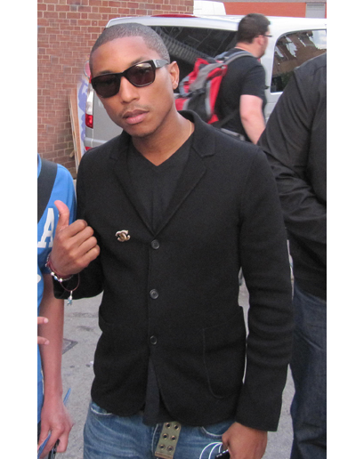 pharrell williams fashion. than Pharrell Williams.