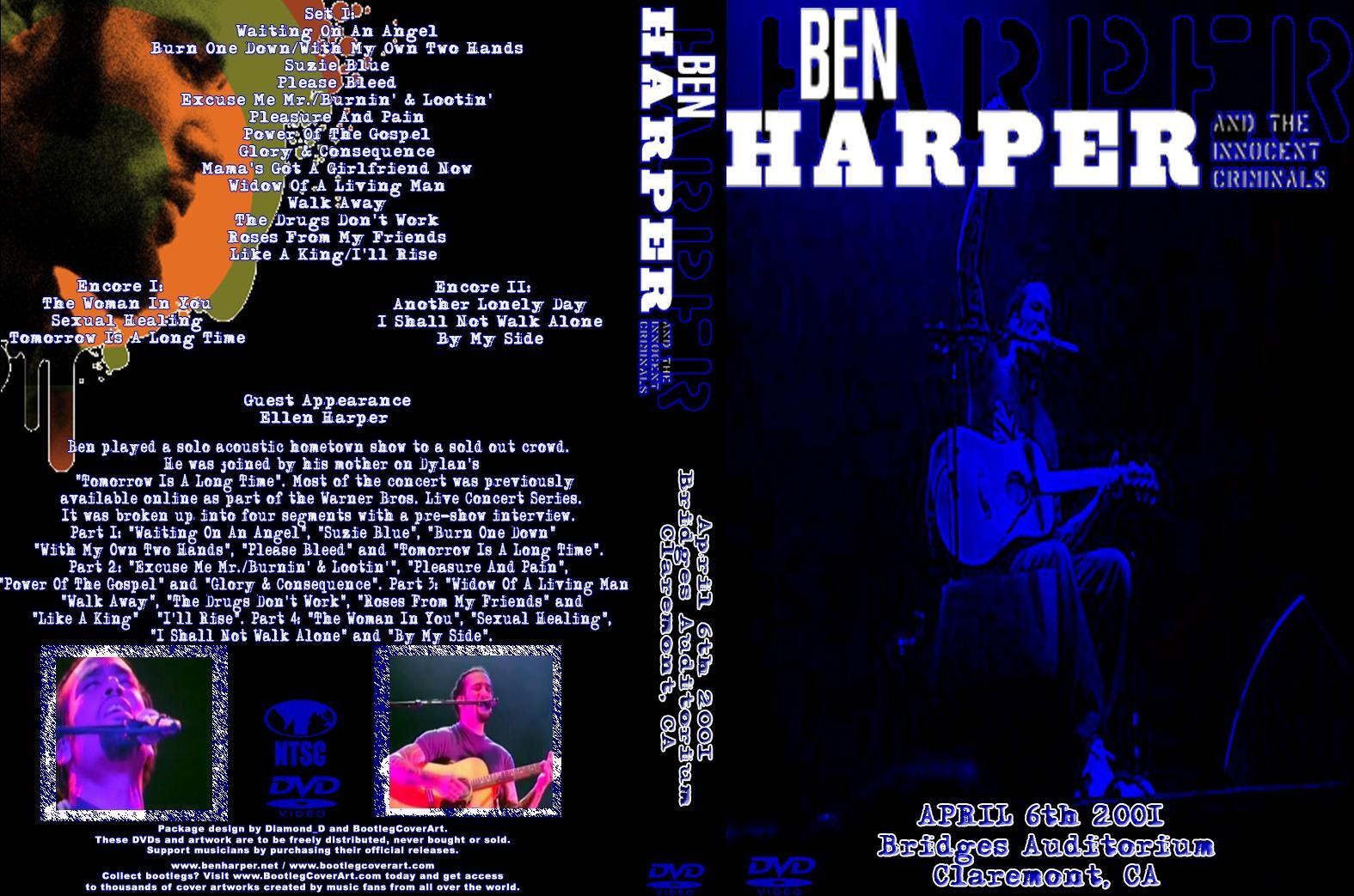 Ben Harper - Excuse Me Mister
