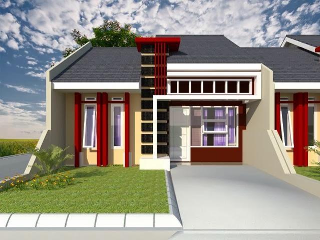 Desain Rumah Minimalis 1 Lantai Terbaru 2014