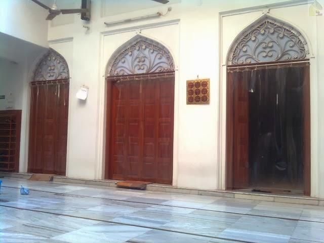 Pandih Bari Masjid - Varanasi - UP 2