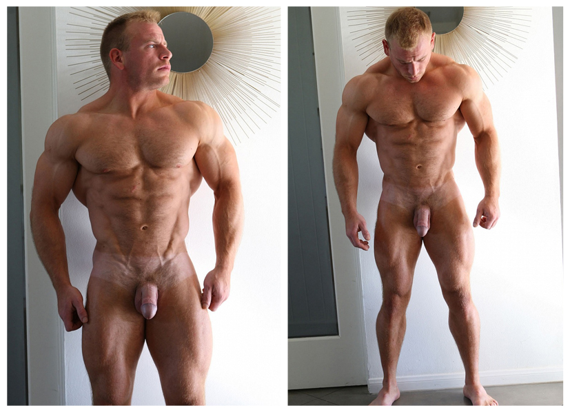 Muscle and erotic