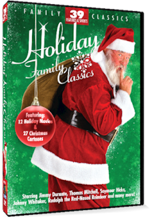 Enter the  Mill Creek Entertainment Christmas DVD  Giveaway. Ends 12/8