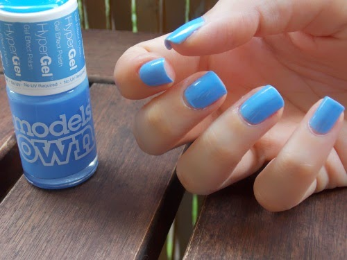 cornflower gleam models own, cornflower gleam hypergel