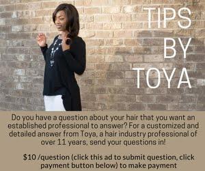 Tips by Toya