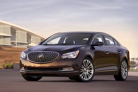 2014 Buick LaCrosse