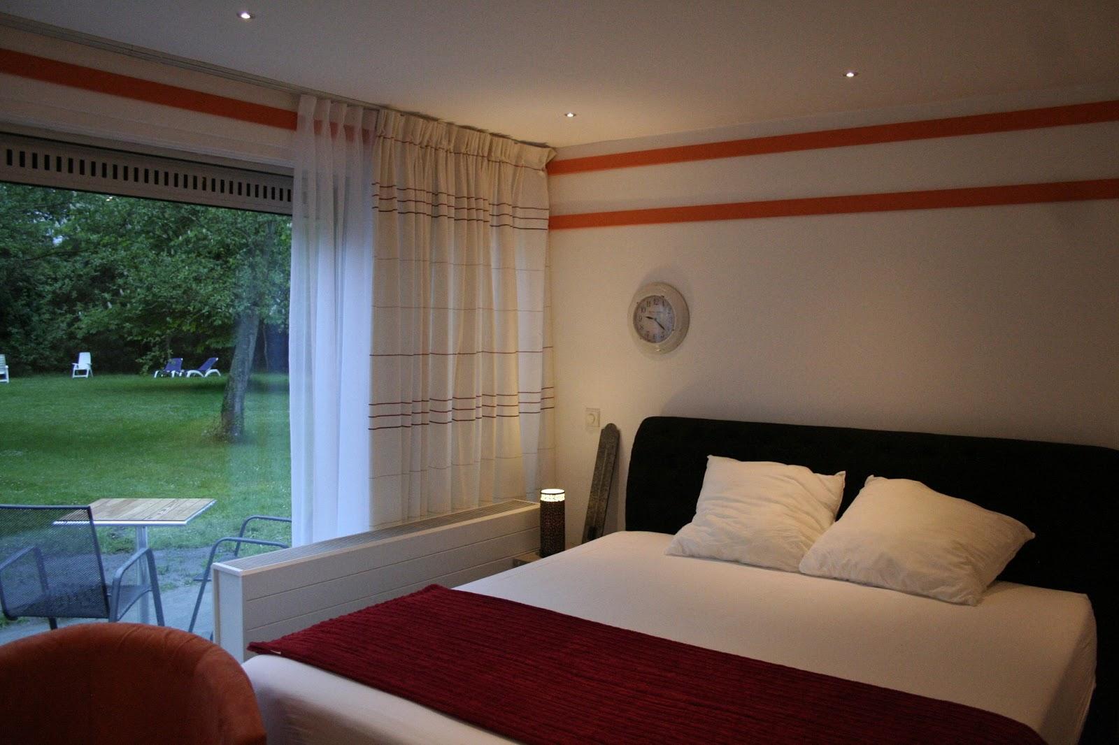 Landhuis sere kamers - Blauwe nachtkamer ...