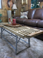 Re-Claimed Furniture Items...Great Ideas!