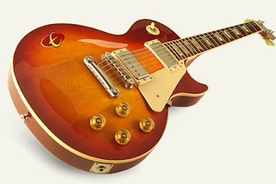 sejarah perkembangan gitar