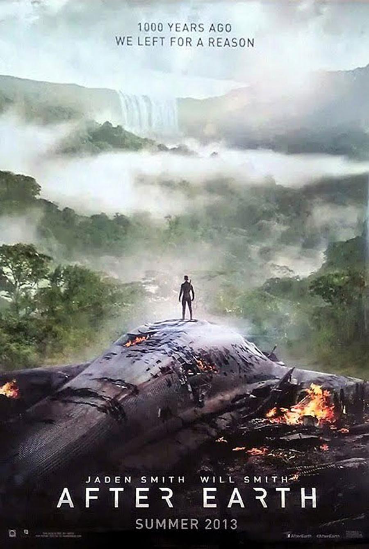 ตัวอย่างหนังใหม่ : After Earth ซับไทย (สยองโลกร้างปี) poster