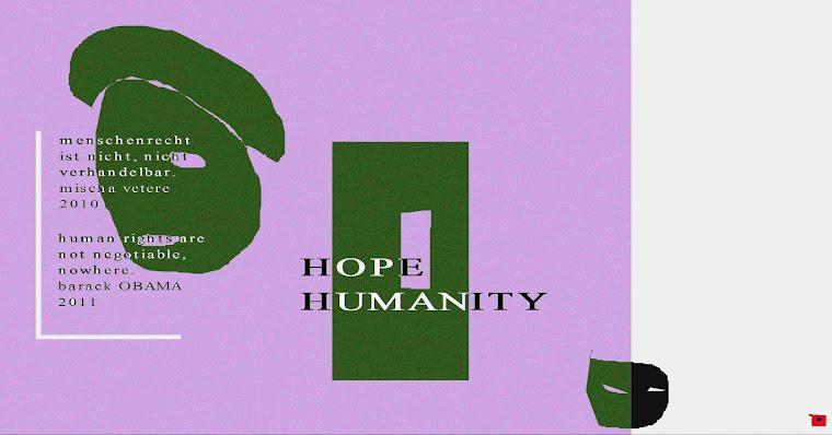 HOPE HUMANITY