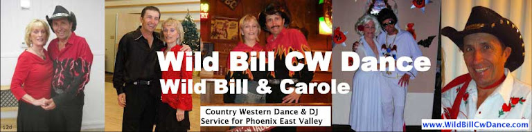 DJ Services, Dance Instruction | Mesa AZ | Wild Bill CwDance