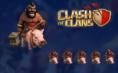 Bentuk-Bentuk Formasi Base Anti Hog Rider dan Dragon Terbaik Clash of Clans