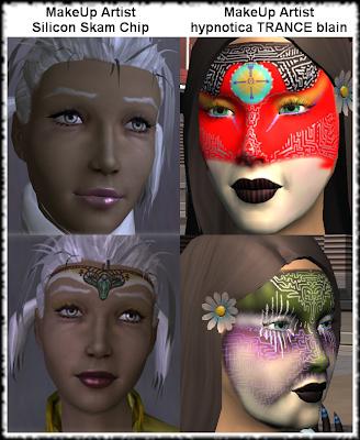 Entropia Universe - Makeups