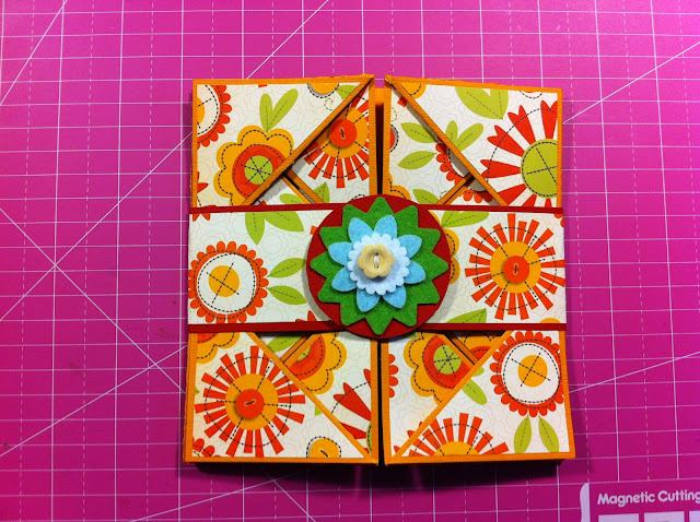 napkin-fold-card-flower-cute-cardstock