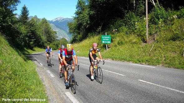 En bici por Asturias