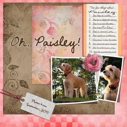 oh paisley digital almost spring kit by silvia romeo