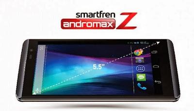 Foto Andromax Z terbaru harga Andromax Z dan spesifikasi