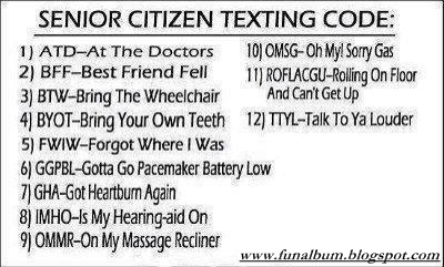 Text codes