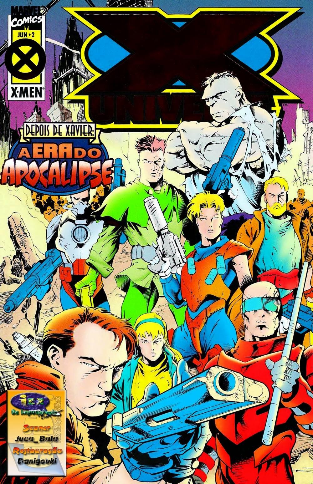 X-Men - A Era do Apocalipse #47