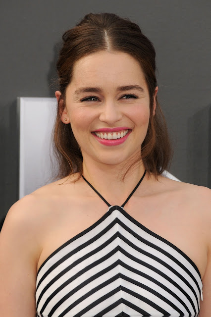 Actress @ Emilia Clarke - Terminator Genisys premiere in Hollywood