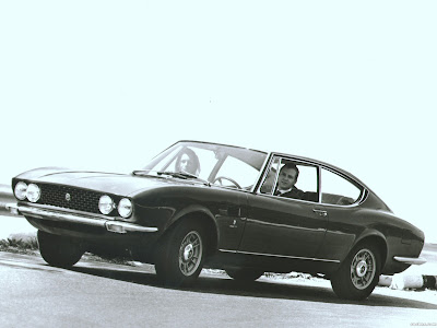 Fiat Dino Bertone