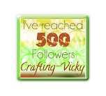Crafting Vicky Candy ends Mar 4